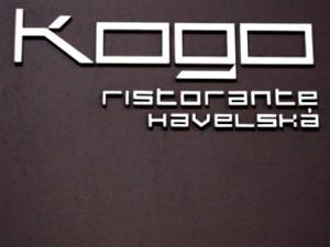 Restaurant Kogo 2004